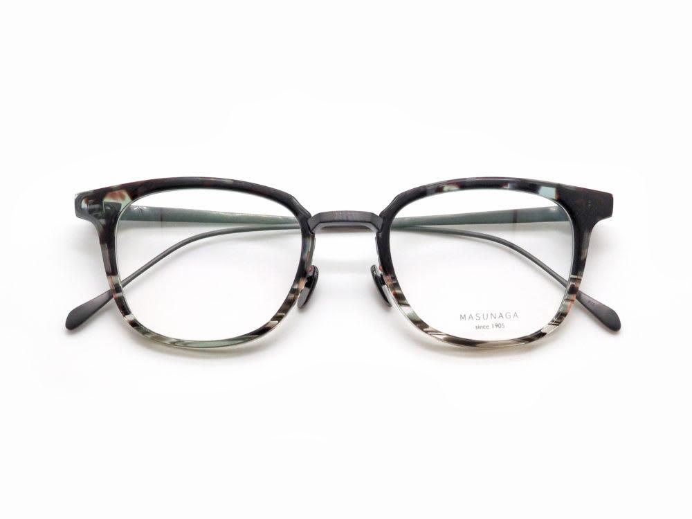 MASUNAGA, GMS-823 眼鏡工房久保田
