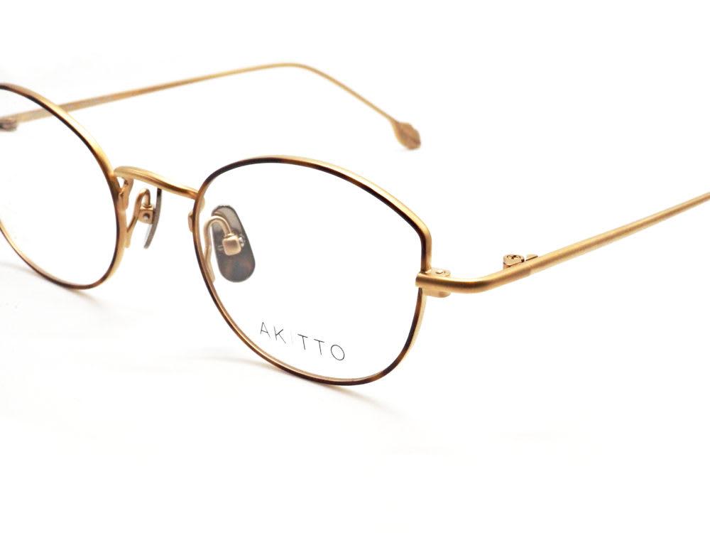 AKITTO, pin2 眼鏡工房久保田