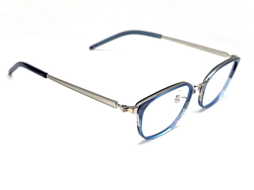 SOLID BLUE, S-237 眼鏡工房久保田
