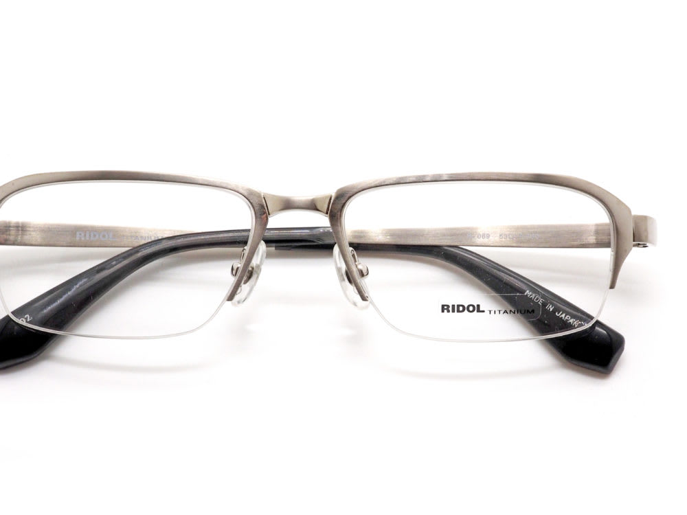 RIDOL TITANIUM, R-069 眼鏡工房久保田