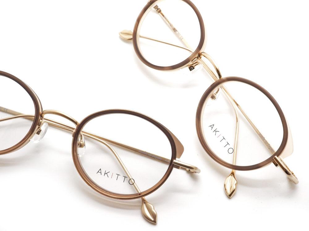 AKITTO, pin3 眼鏡工房久保田