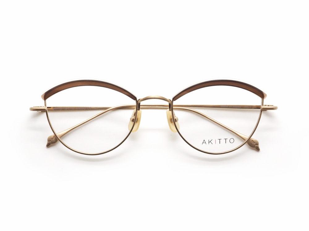 AKITTO, pin15 眼鏡工房久保田