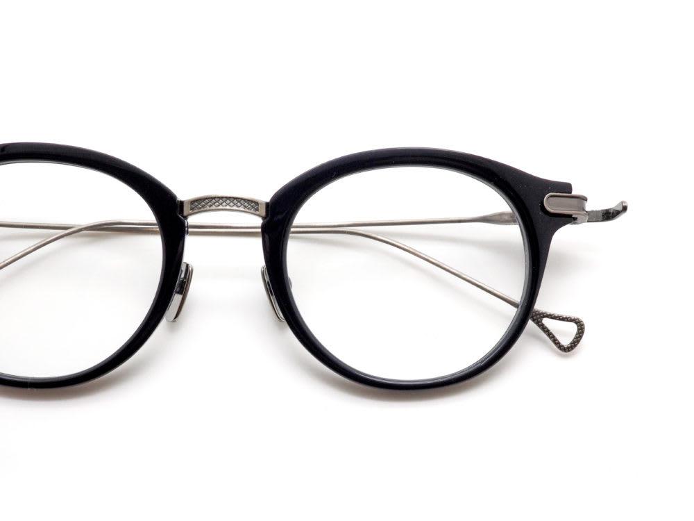 DITA, EDOMONT DRX-2067F-NVY-SLV-47 眼鏡工房久保田