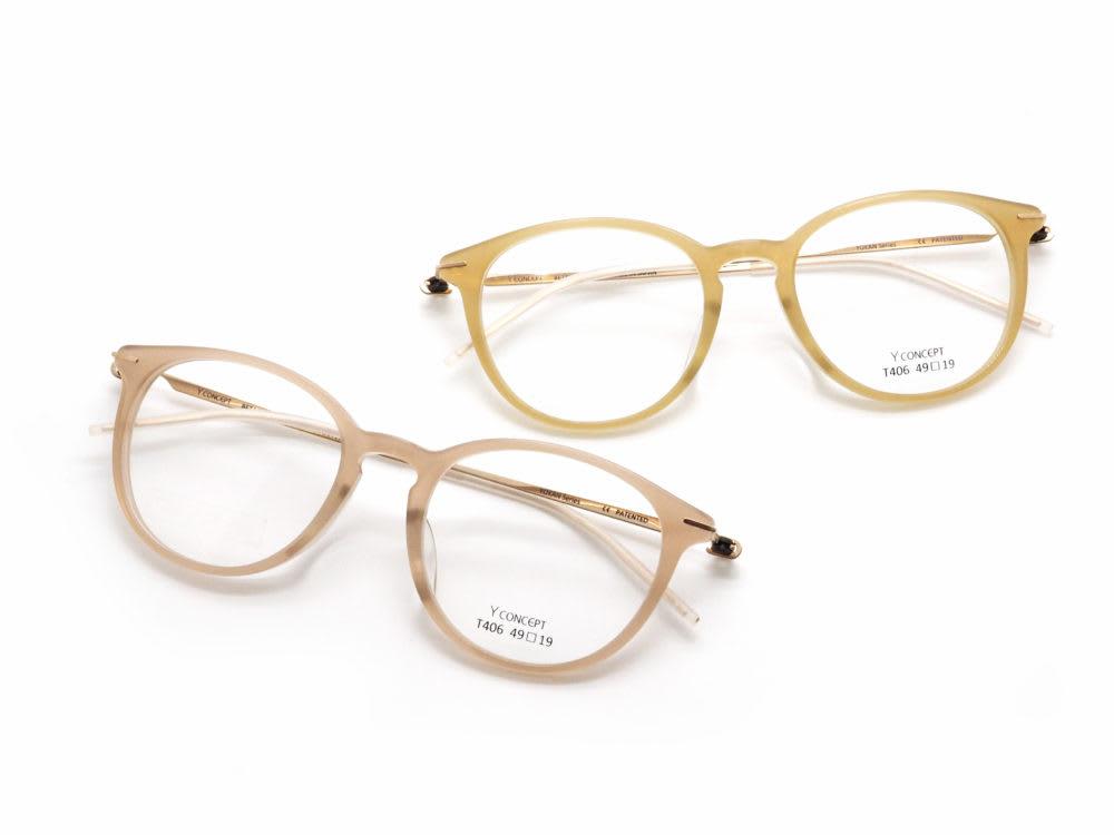 Y CONCEPT, T406 YOKAN series 眼鏡工房久保田