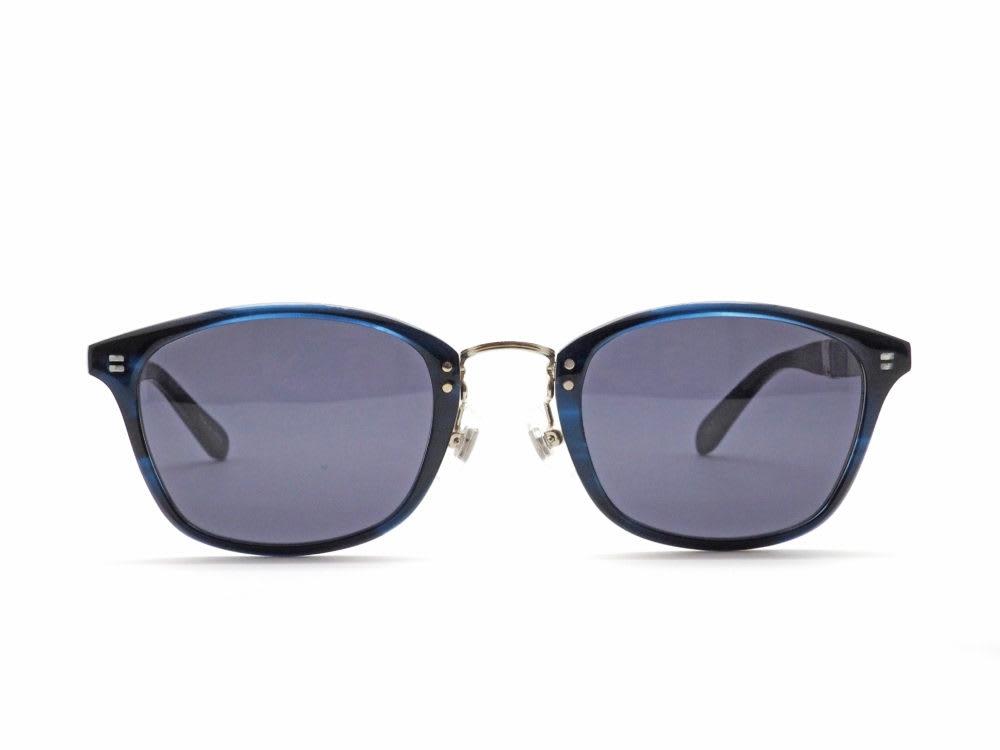 SOLID BLUE, S-233 眼鏡工房久保田