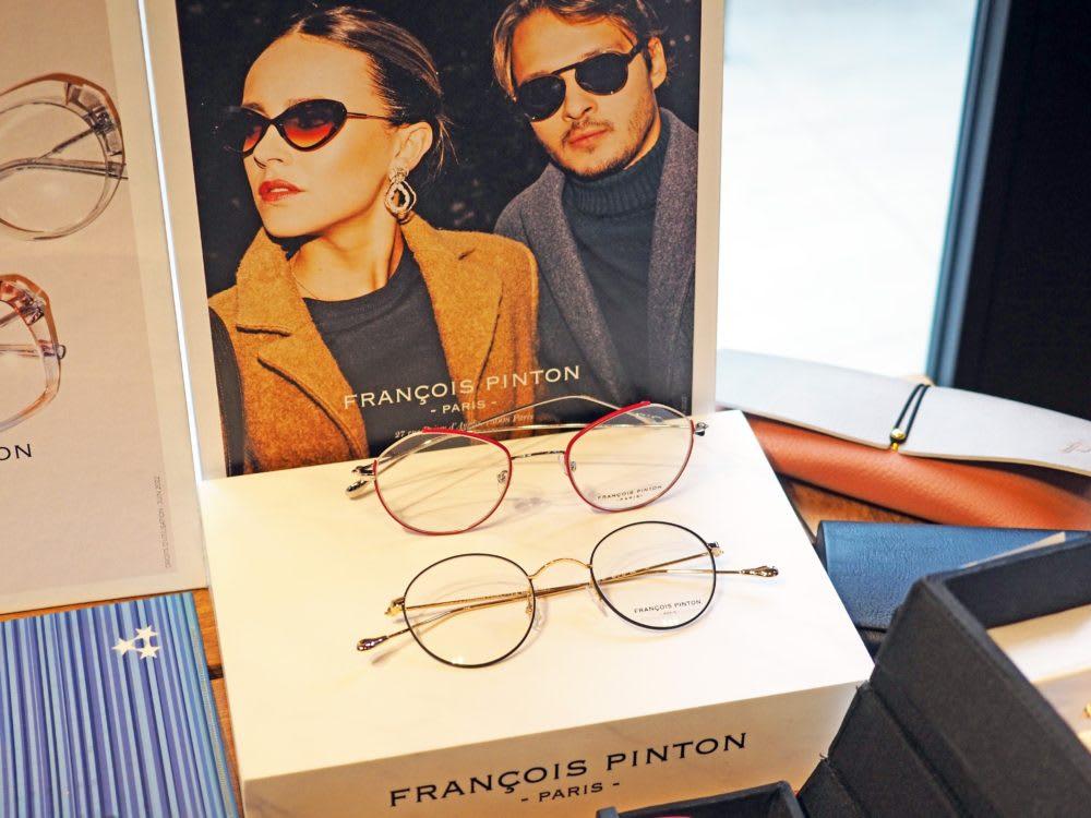 francois pinton 展示会