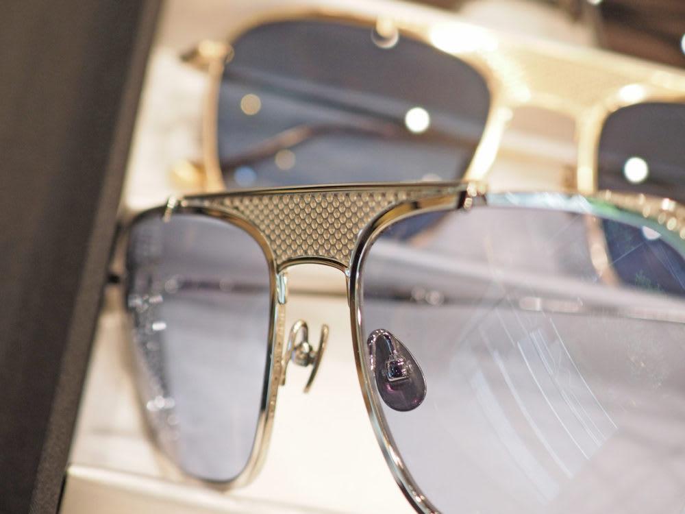MATSUDA eyewear 展示会