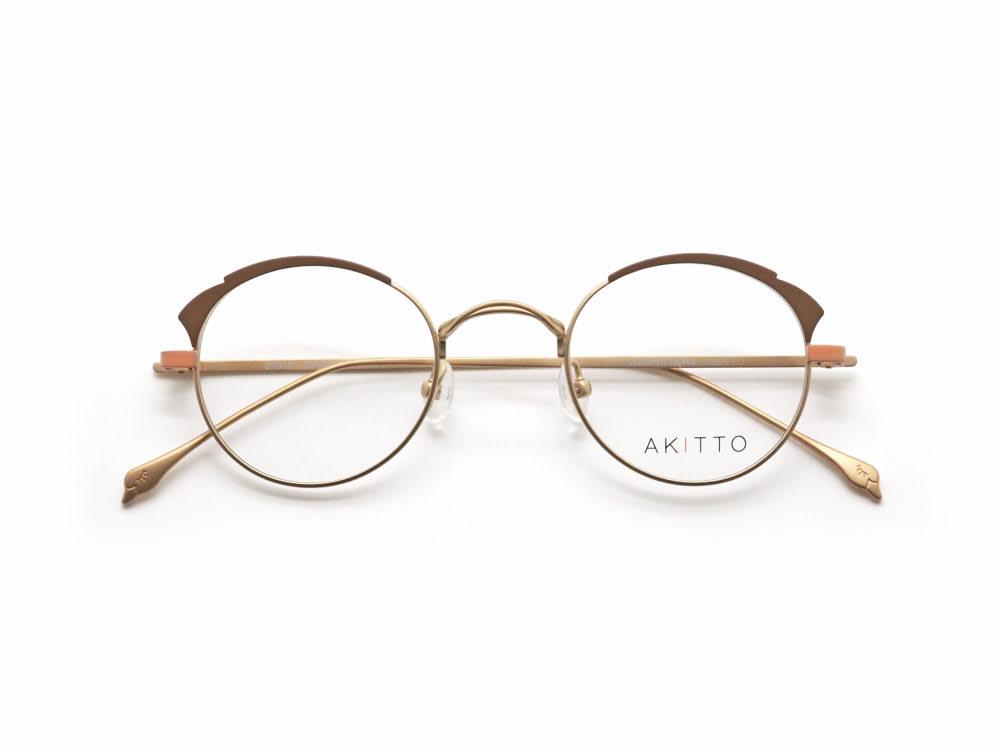AKITTO, pin16 眼鏡工房久保田