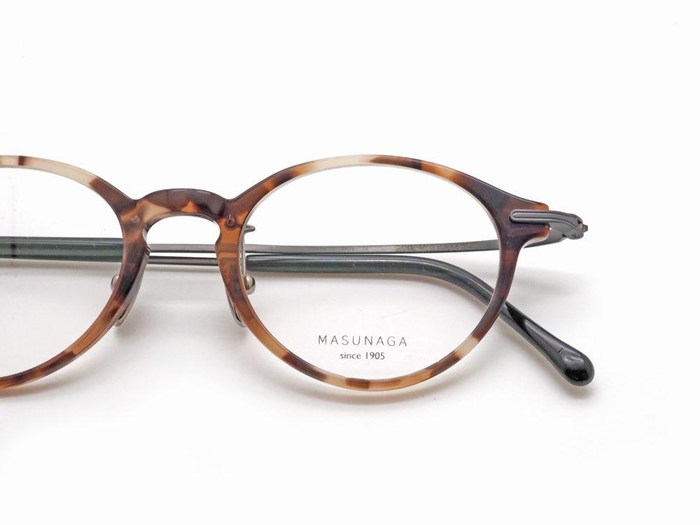 MASUNAGA since1905, GMS-832 眼鏡工房久保田