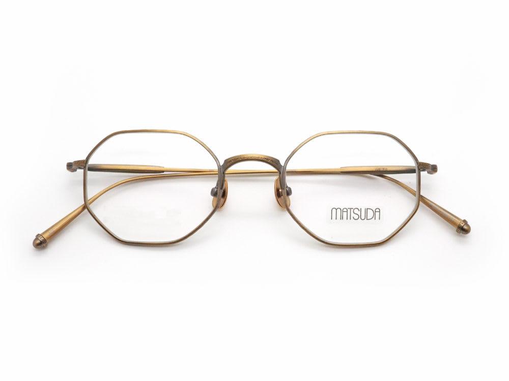 MATSUDA eyewear, M3086 眼鏡工房久保田
