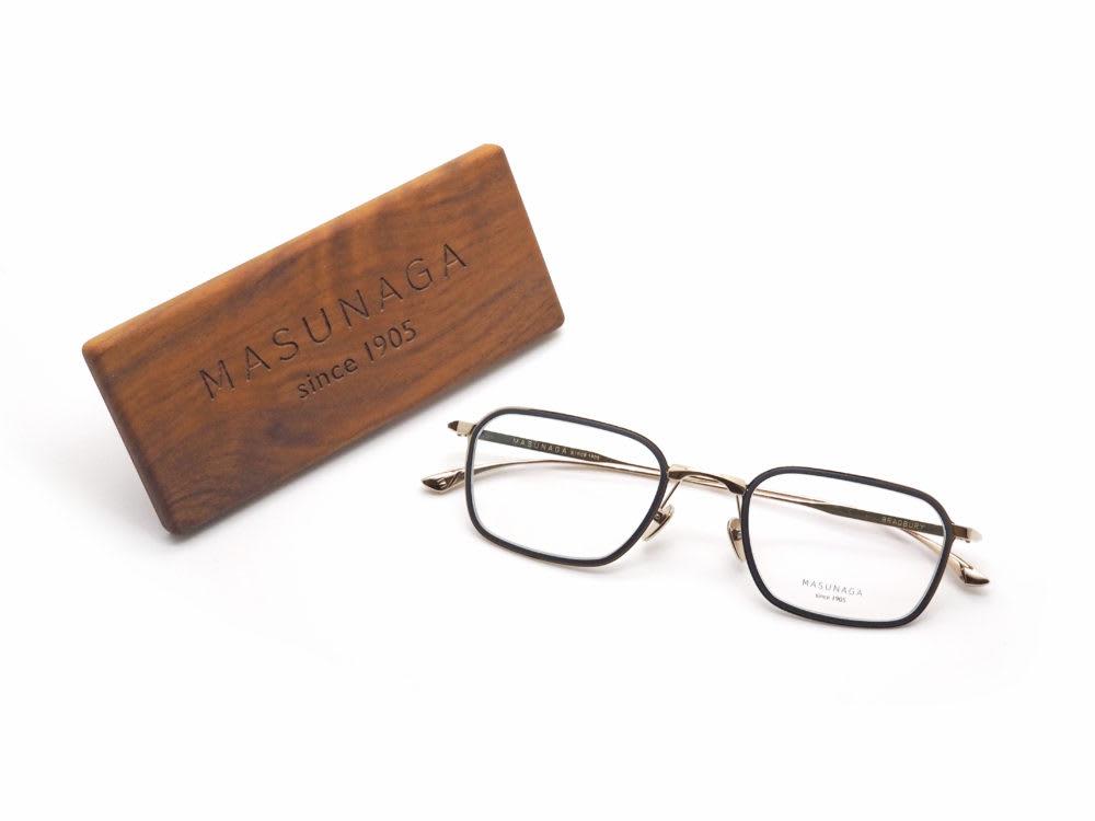 MASUNAGA since1905, BRADBURY 眼鏡工房久保田