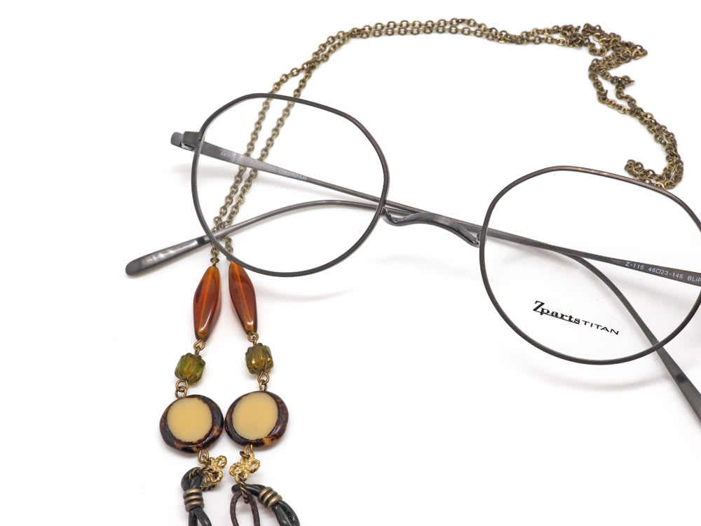 lepidopterite 眼鏡チェーン委託販売のお知らせ