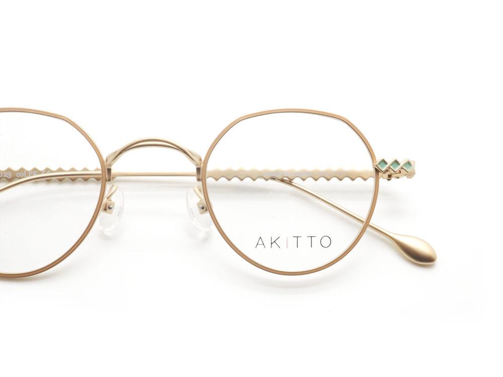 AKITTO, lin3 眼鏡工房久保田