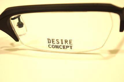 DESIRE Concept, jacare 眼鏡工房久保田