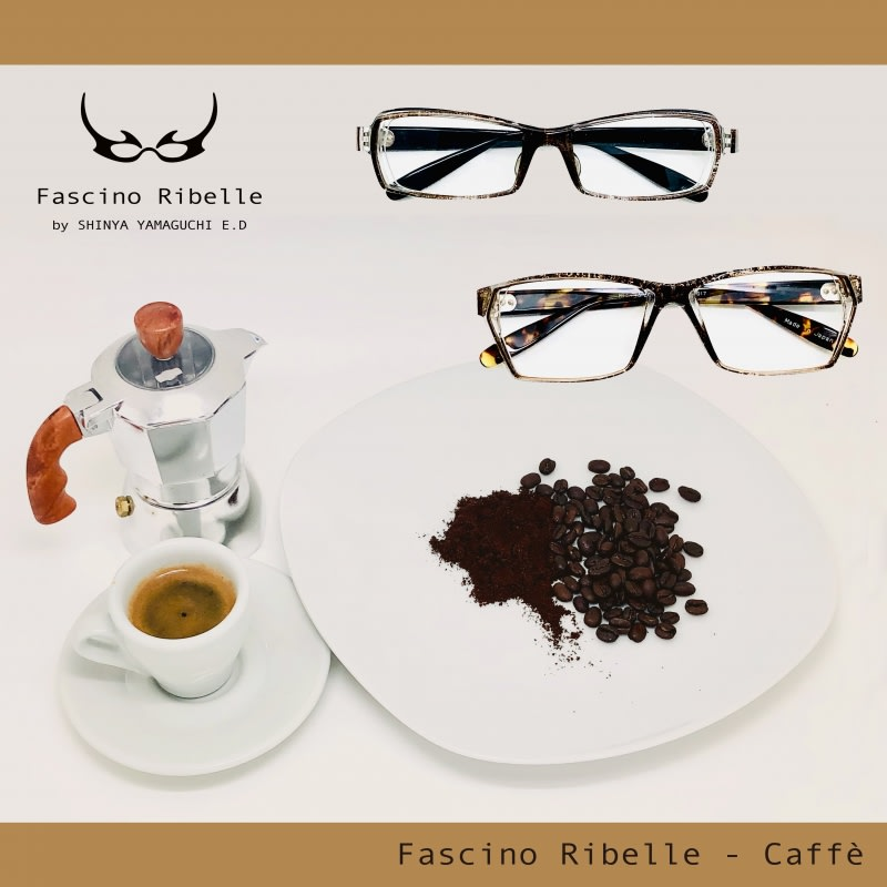 Fascino Ribelle, Mod.F16/030  眼鏡工房久保田