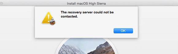the-recovery-server-could-not-be-contacted