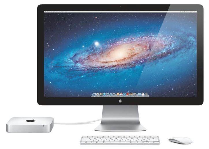 Mac Mini & Thunderbolt Display