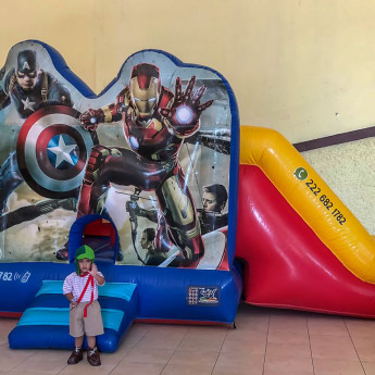 Inflable Avengers