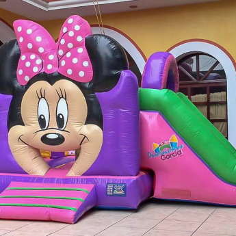 Inflable Minnie