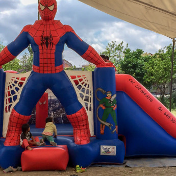 Inflable Spider-Man