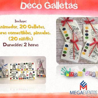 Deco Galletas