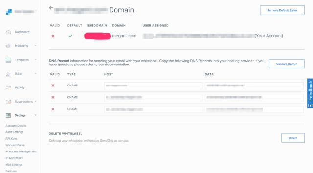 SendGridのInbound Parseでメール受信をトリガーに処理を実行する