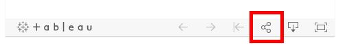 【Tableau】Tableau PublicのVizをiframeでブログに埋め込む方法