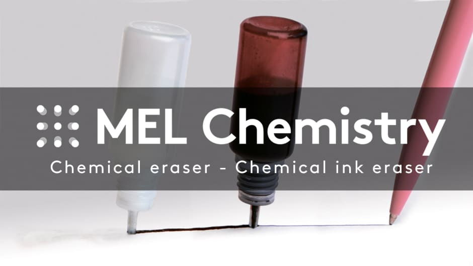 Chemical ink eraser - MEL Chemistry