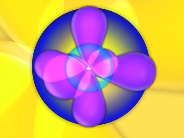 Электронные орбитали