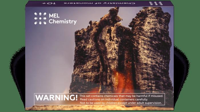 Chemistry of monsters