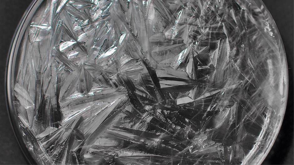 Chemical frost