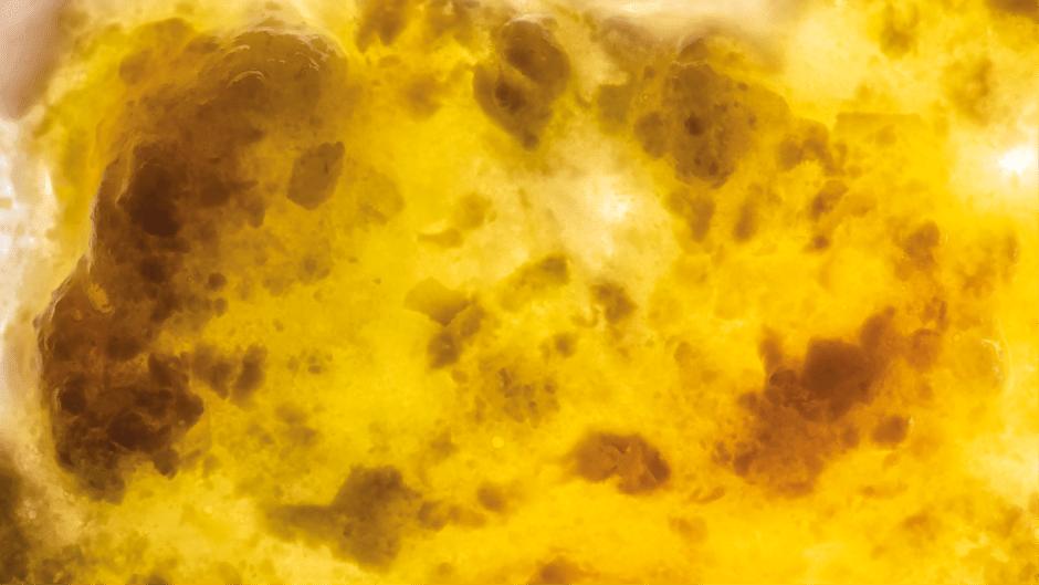 Chemical omelette