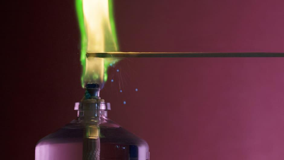 Испытаниe пламенем