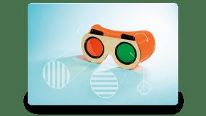 Spectrum Goggles