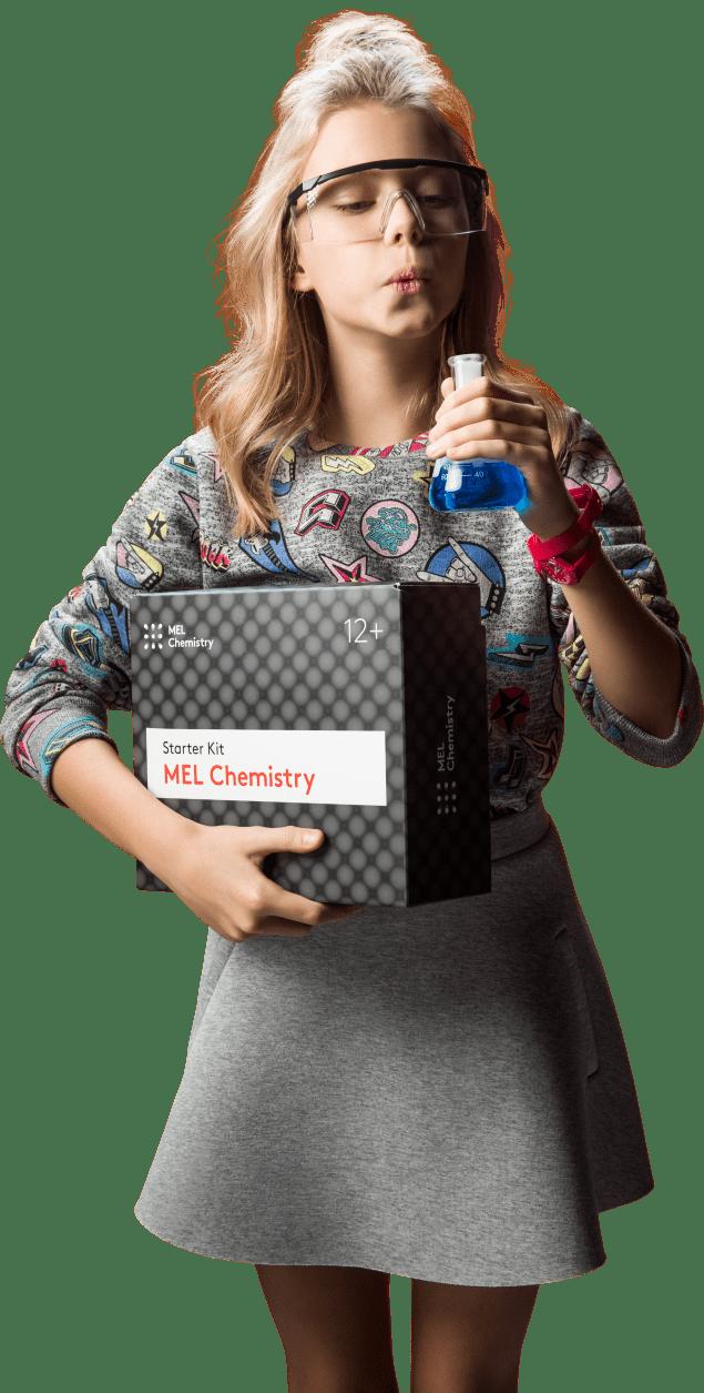 Chemistry subscription box