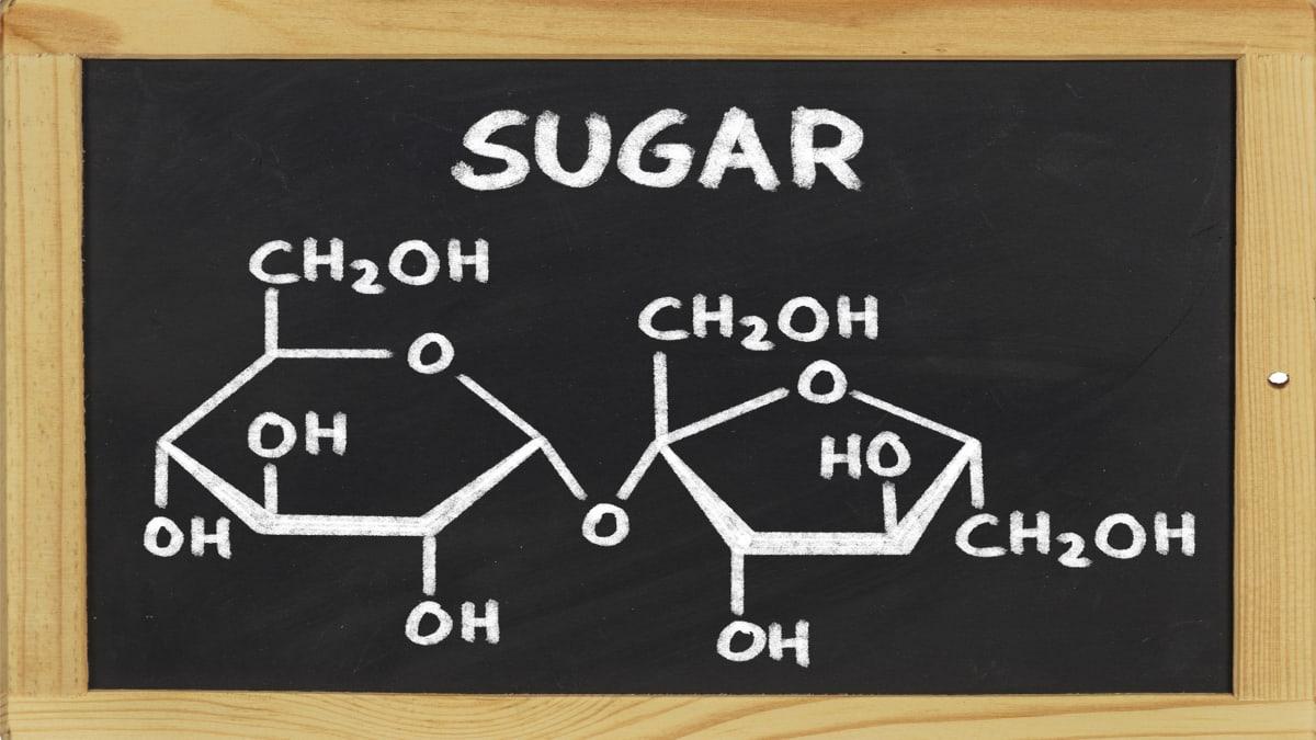 Сахар характеристика вещества