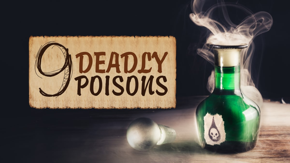 How is the manufacture of poisons at home 46