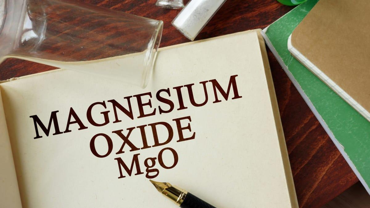 Оксид магния - это... Что такое Оксид магния?