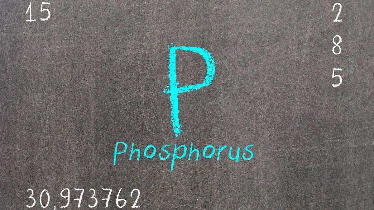Phosphorous mel chemistry gamestrikefo Gallery