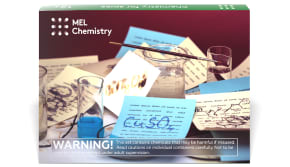Chemistry for spies