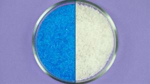 Bleu ou pas?