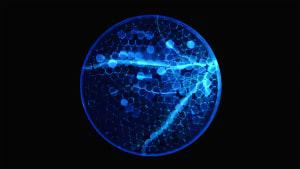 Laser lightning