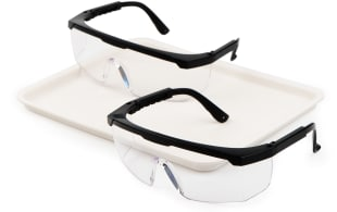 Image of a safety glasses