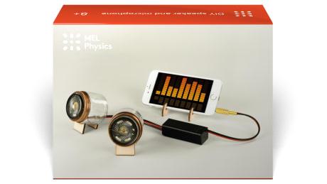 DIY speaker and microphone