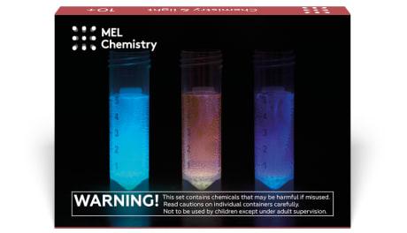 Chemistry & light