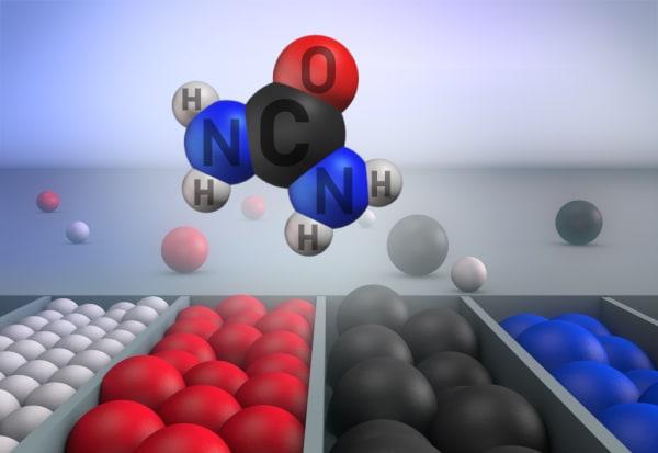 Fabriquez une molécule