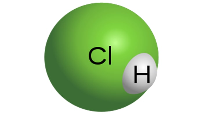 Calcium Carbonate And Hydrochloric Acid And Their Interaction Mel
