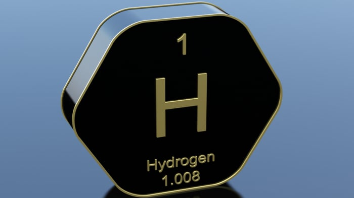 Chemical reactions with the release of hydrogen - MEL Chemistry