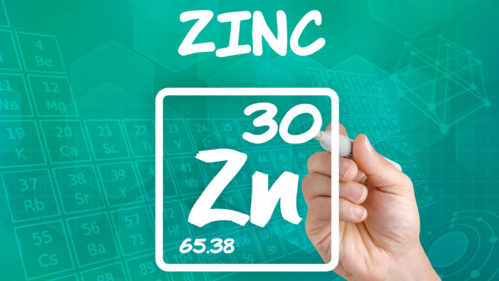 Chemical And Physical Properties Of Zinc Mel Chemistry