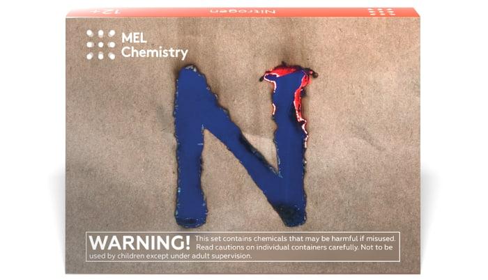 Ammonia fountain - MEL Chemistry
